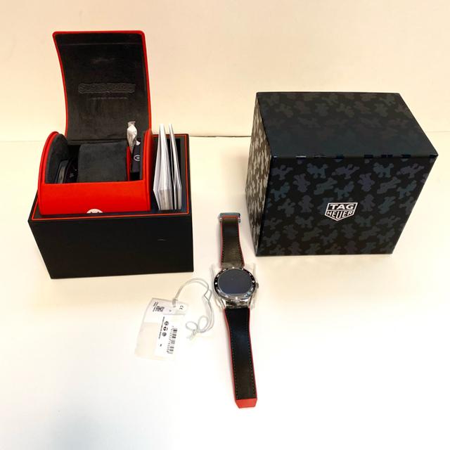 TAG Heuer(タグホイヤー)のタグ・ホイヤー コネクテッド X スーパーマリオ リミテッドエディション 時計 メンズの時計(腕時計(デジタル))の商品写真
