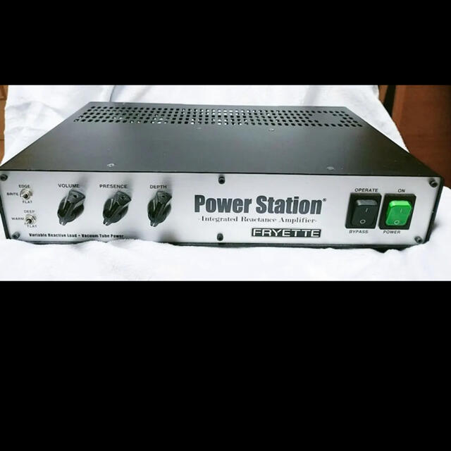 Fryette PS-1 POWER STATION 楽器のレコーディング/PA機器(パワーアンプ)の商品写真