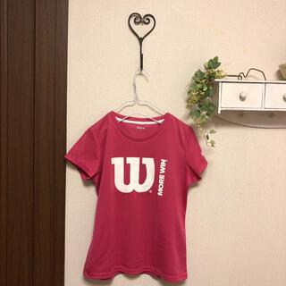 ウィルソン(wilson)のウィルソンスポーツTシャツ(ウェア)