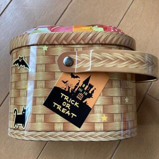 カルディ(KALDI)のカルディ スイーツバスケット缶 未開封(菓子/デザート)