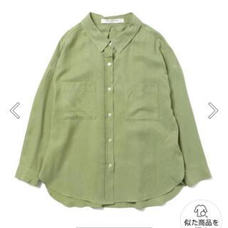 レイビームス(Ray BEAMS)のRay BEAMS♡Wポケットビックシャツ(シャツ/ブラウス(長袖/七分))
