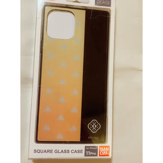 バンダイ(BANDAI)の人気NO.1キャラ  我妻善逸  iPhone 11Pro ガラスケース(iPhoneケース)