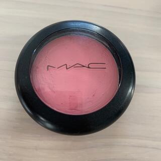 マック(MAC)のM.A.C チーク⭐︎ピンク(チーク)