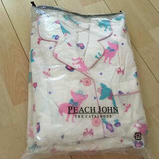ピーチジョン(PEACH JOHN)の☆ピーチジョン☆新品 パジャマ☆チワワ柄(ルームウェア)