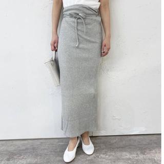 EDIT.FOR LULU - baserange brig skirt