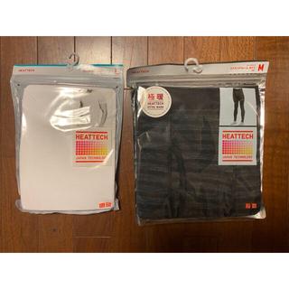 ユニクロ(UNIQLO)のユニクロ  ヒートテック半袖T Lサイズ&極暖レギンス Mサイズ(レギンス/スパッツ)