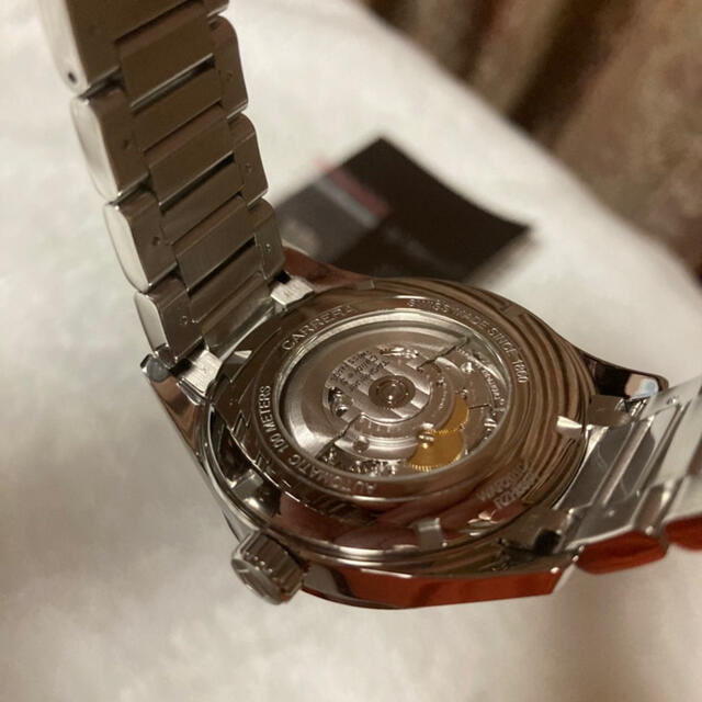 TAG Heuer(タグホイヤー)のタグホイヤー カレラ Calibre5 WAR201C.BA0723 中古 メンズの時計(腕時計(アナログ))の商品写真