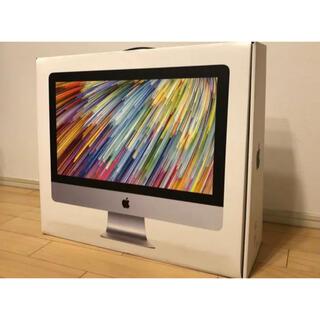 Mac (Apple) - 【美品】アップル APPLE iMac IMAC MNDY2J/A デスクトップ