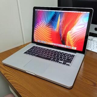 Apple - Macbook Pro 15インチ SSD128GB office付