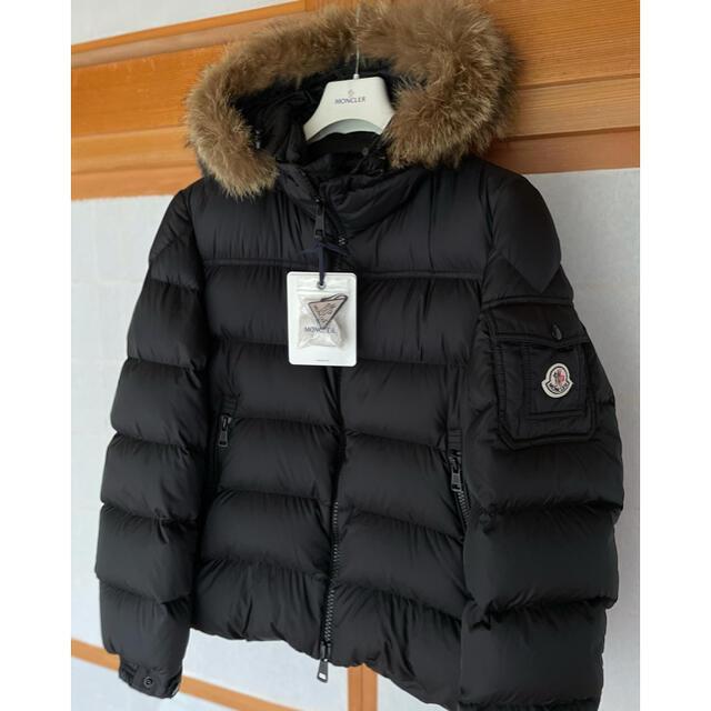 MONCLER(モンクレール)の国内正規モンクレール ダウン マルク サイズ2 黒 2019ssモデル メンズのジャケット/アウター(ダウンジャケット)の商品写真