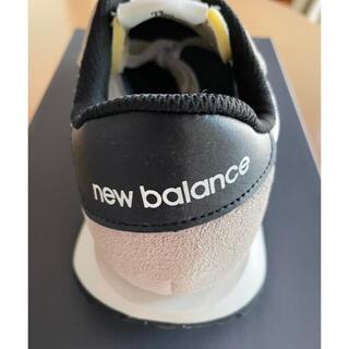 New Balance - new balance スニーカー 24.0cm 新品未使用