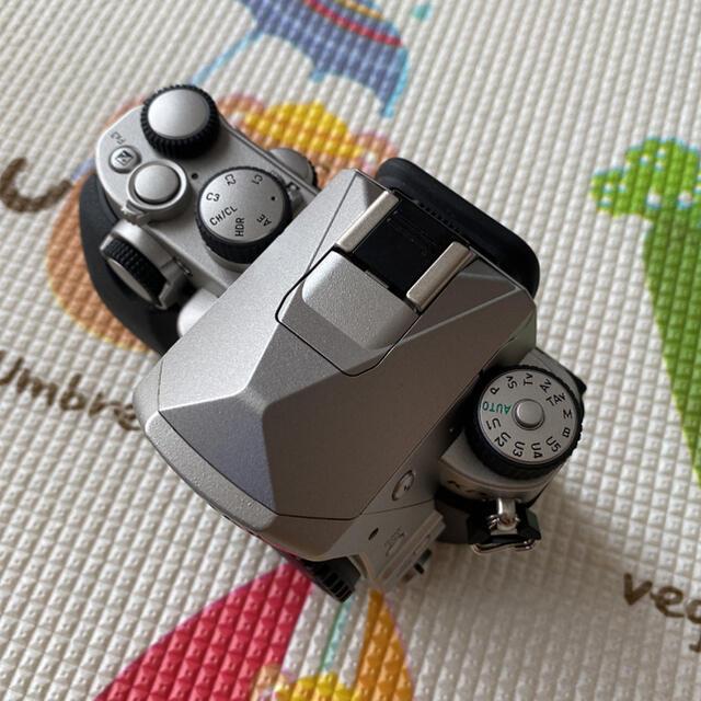 PENTAX(ペンタックス)のPENTAX KP デジタルカメラ スマホ/家電/カメラのカメラ(デジタル一眼)の商品写真