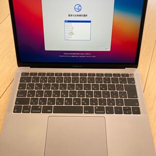Mac (Apple) - MacBook Air 13-inch(AppleCare付き)