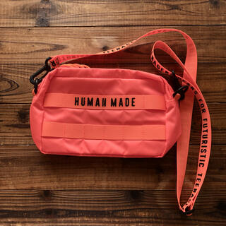 A BATHING APE - human made military pouch #1
