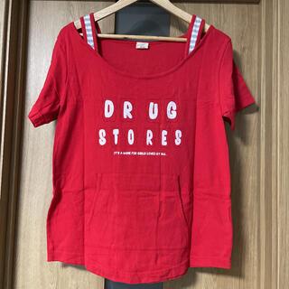 ドラッグストアーズ(drug store's)のdrugstore's⭐︎半袖トップス(Tシャツ(半袖/袖なし))