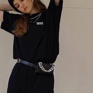 ジェイダ(GYDA)のアクレント Tシャツ(Tシャツ(半袖/袖なし))