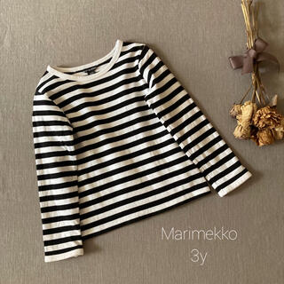 marimekko - Marimekko (マリメッコ) ベーシック✯ボーダー⁂トップス*̩̩̥୨୧˖