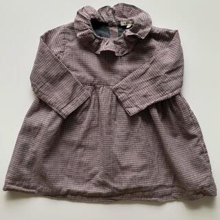 キャラメルベビー&チャイルド(Caramel baby&child )のcaramel ワンピース ドレス(ワンピース)
