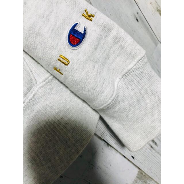 OFF-WHITE(オフホワイト)の愛知限定FR2パーカー金鯱細 XLARGE XXX ウィンダンシー 論理 Y-3 メンズのトップス(パーカー)の商品写真