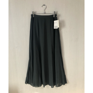 イエナ(IENA)の新品 IENA カッセンデシンパネルスカート(ロングスカート)