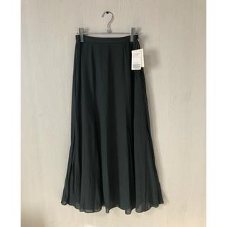 IENA - 新品 IENA カッセンデシンパネルスカート