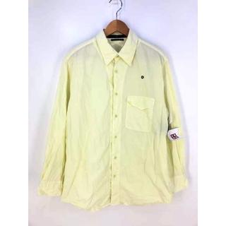 ストーンアイランド(STONE ISLAND)のSTONE ISLAND(ストーンアイランド) 刺繍デザイン胸ポケットシャツ(その他)