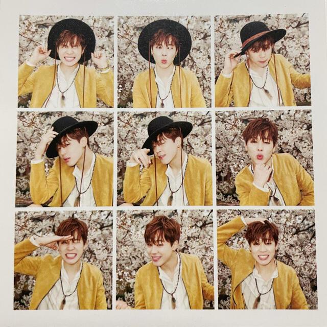 防弾少年団(BTS)(ボウダンショウネンダン)のBTS 防弾少年団 花様年華 JIMIN エンタメ/ホビーのCD(K-POP/アジア)の商品写真