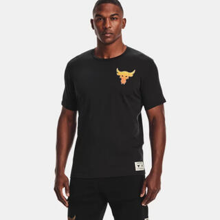 UNDER ARMOUR - アンダーアーマー プロジェクトロック Tシャツ