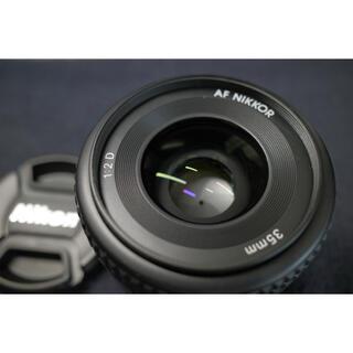 Nikon - 【ほぼ新品・メーカー保証残有り】Ai AF NIKKOR 35mm F/2 D
