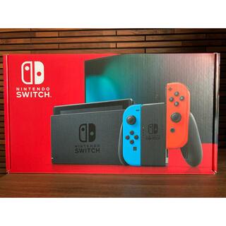 Nintendo Switch - ☆新品同様☆送料無料新型任天堂スイッチ本体Nintendo Switch