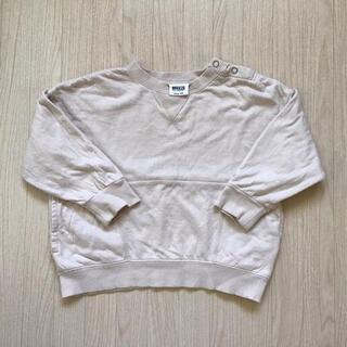 ブリーズ(BREEZE)の【breeze】薄手トレーナー 90サイズ(Tシャツ/カットソー)