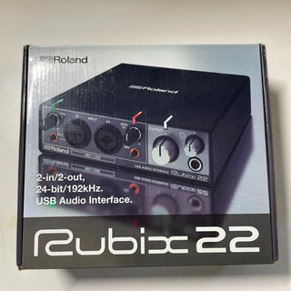 Roland - Rubix22