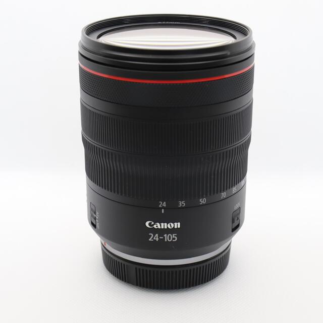 Canon(キヤノン)の【新品未使用】RF24-105mm F4L IS USM スマホ/家電/カメラのカメラ(レンズ(ズーム))の商品写真
