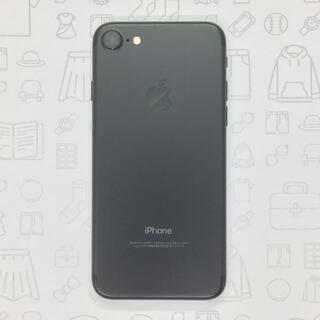 アイフォーン(iPhone)の【B】iPhone 7/32GB/355337086586119(スマートフォン本体)