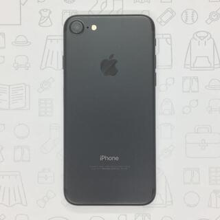 アイフォーン(iPhone)の【B】iPhone 7/32GB/355852081691961(スマートフォン本体)