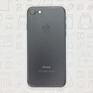 アイフォーン(iPhone)の【B】iPhone 7/32GB/355339086117366(スマートフォン本体)