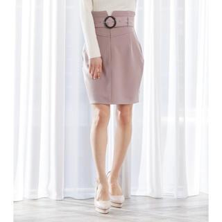 リップサービス(LIP SERVICE)のLIP SERVICE ベルト付きスカート(ミニスカート)