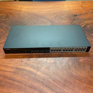 ヤマハ(ヤマハ)のYAMAHA スマートL2スイッチSWX2200-24G(PC周辺機器)