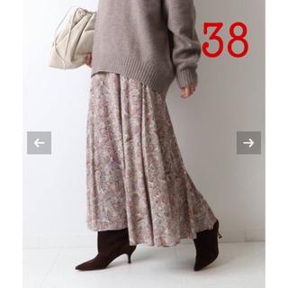 FRAMeWORK - タグ付き新品★ FRAMeWORK ★ 切り替えセミフレアスカート