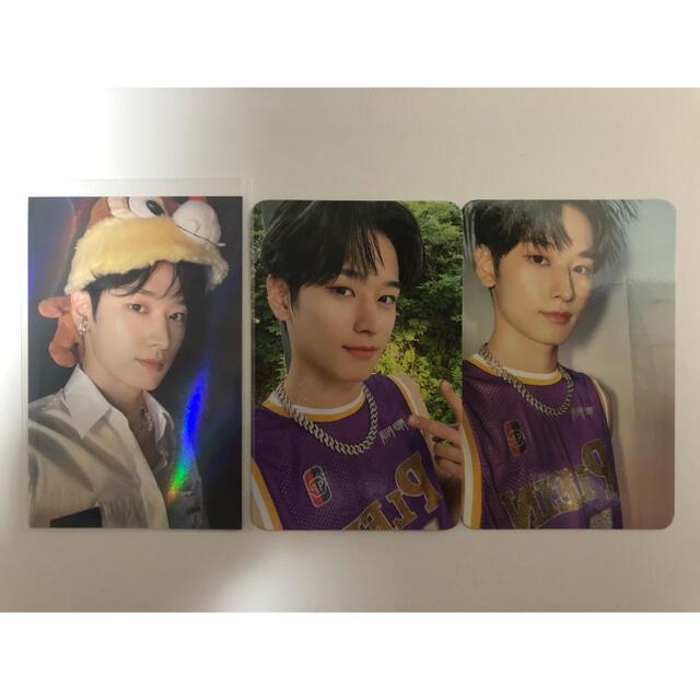THE BOYZ ジュヨン トレカ エンタメ/ホビーのタレントグッズ(アイドルグッズ)の商品写真