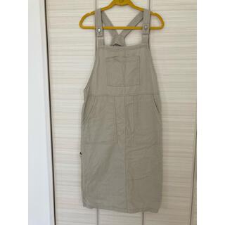 エイチアンドエム(H&M)のオーバーオール サロペット ジャンパースカート(サロペット/オーバーオール)
