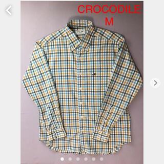 クロコダイル(Crocodile)のCROCODILE チェックシャツ(シャツ)