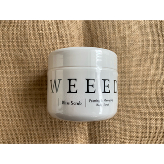 WEEEED ブリススクラブ 新品・未使用