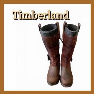 ティンバーランド(Timberland)のTimberland ティンバーランド ロングブーツ 廃盤品 23(ブーツ)