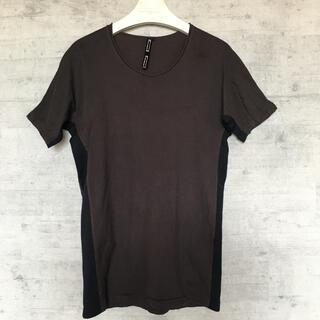 リップヴァンウィンクル(ripvanwinkle)のリップヴァンウインクル アール ドルマンスリーブ カットソー 3(Tシャツ/カットソー(半袖/袖なし))