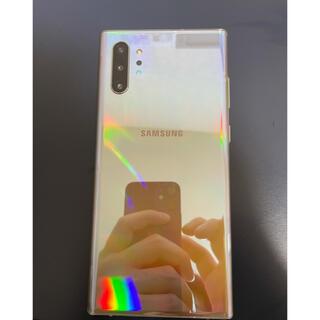 Galaxy - Galaxy note 10plus simフリー 本体のみ