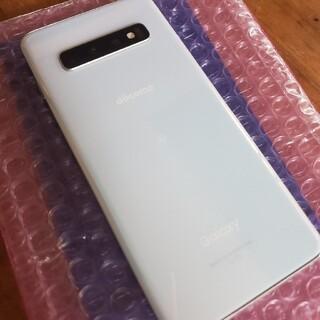 Galaxy - 美品!特別価格!GalaxyS10 ホワイト 本体