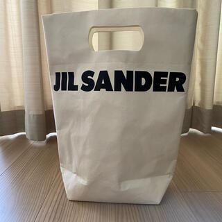 Jil Sander - ジルサンダー ショッパーバッグ(エコバッグ) 非売品