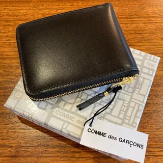 COMME des GARCONS - COMME DES GARCONS 財布 ラウンドファスナー二つ折り財布