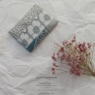 mina perhonen - ミナペルホネン ティッシュケース anemone